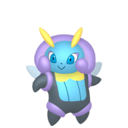 314Illumise Pokémon HOME