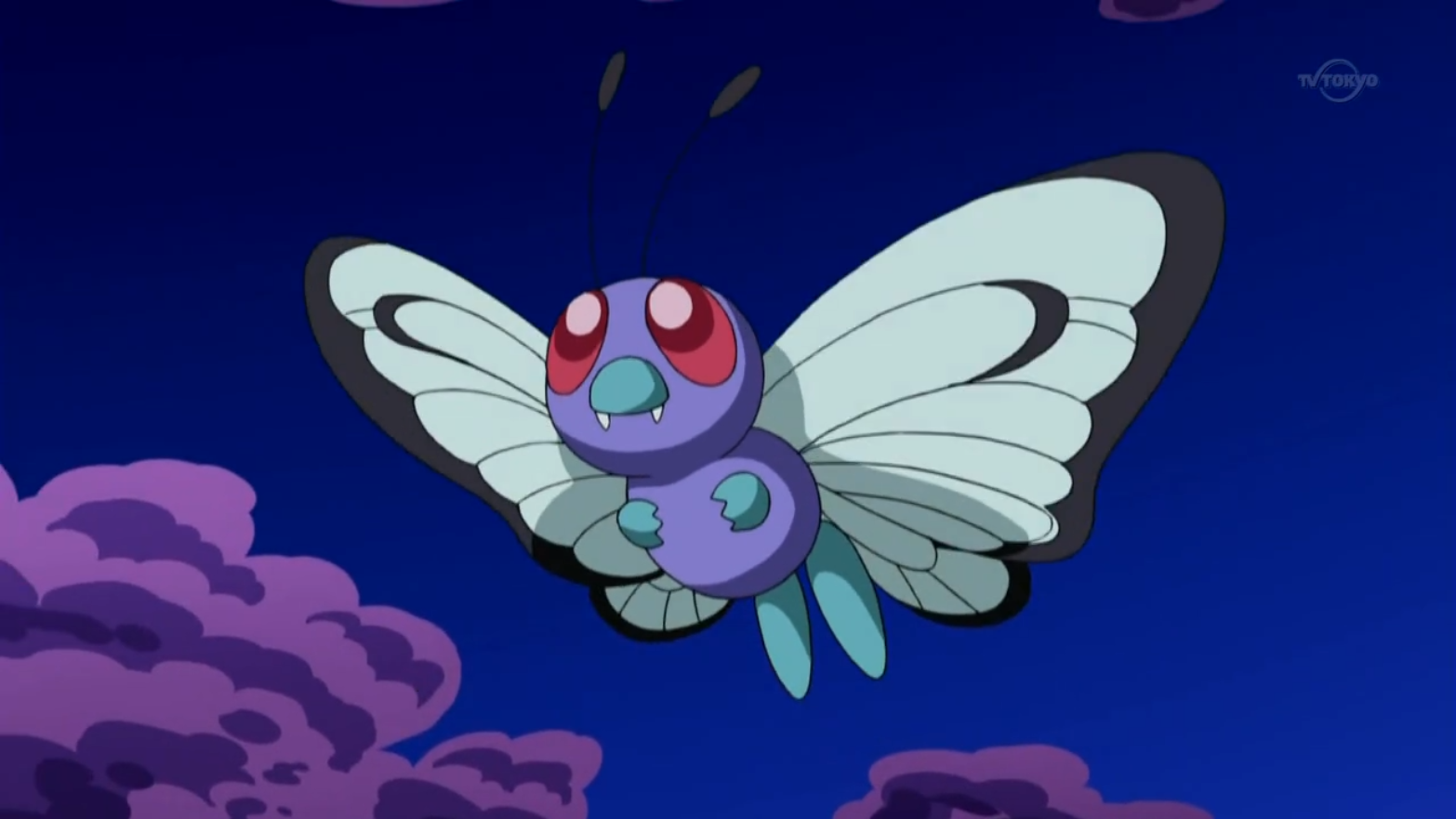 Butterfree (BW132)