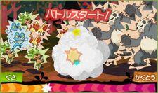 Kalos Starters fighting against the Pangoros (The Band of Thieves & 1000 Pokémon)