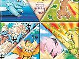 Покемон: Чемпионы лиги Джото