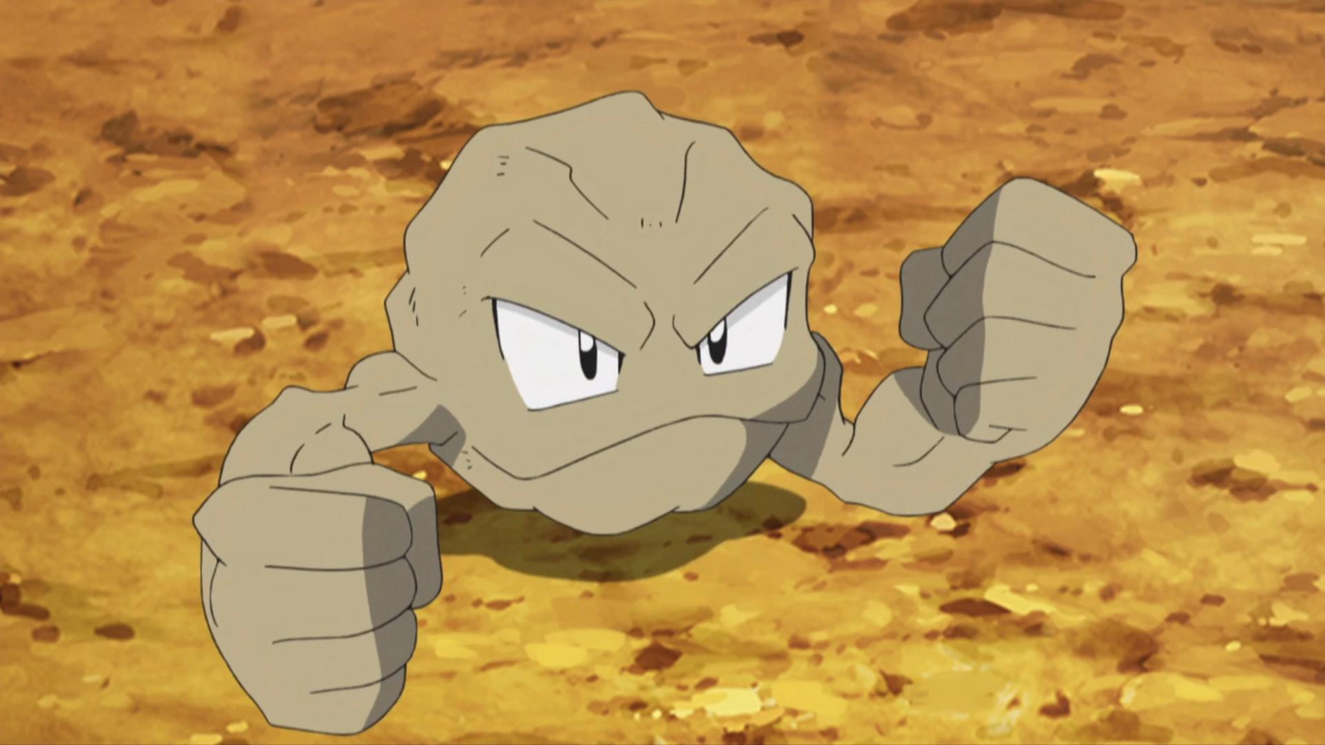 Brock's Geodude (anime)