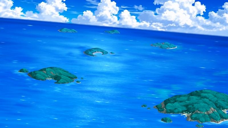 Decolore Islands