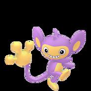 190Aipom Pokémon HOME