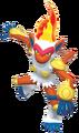 392Infernape Pokemon Battle Revolution 2