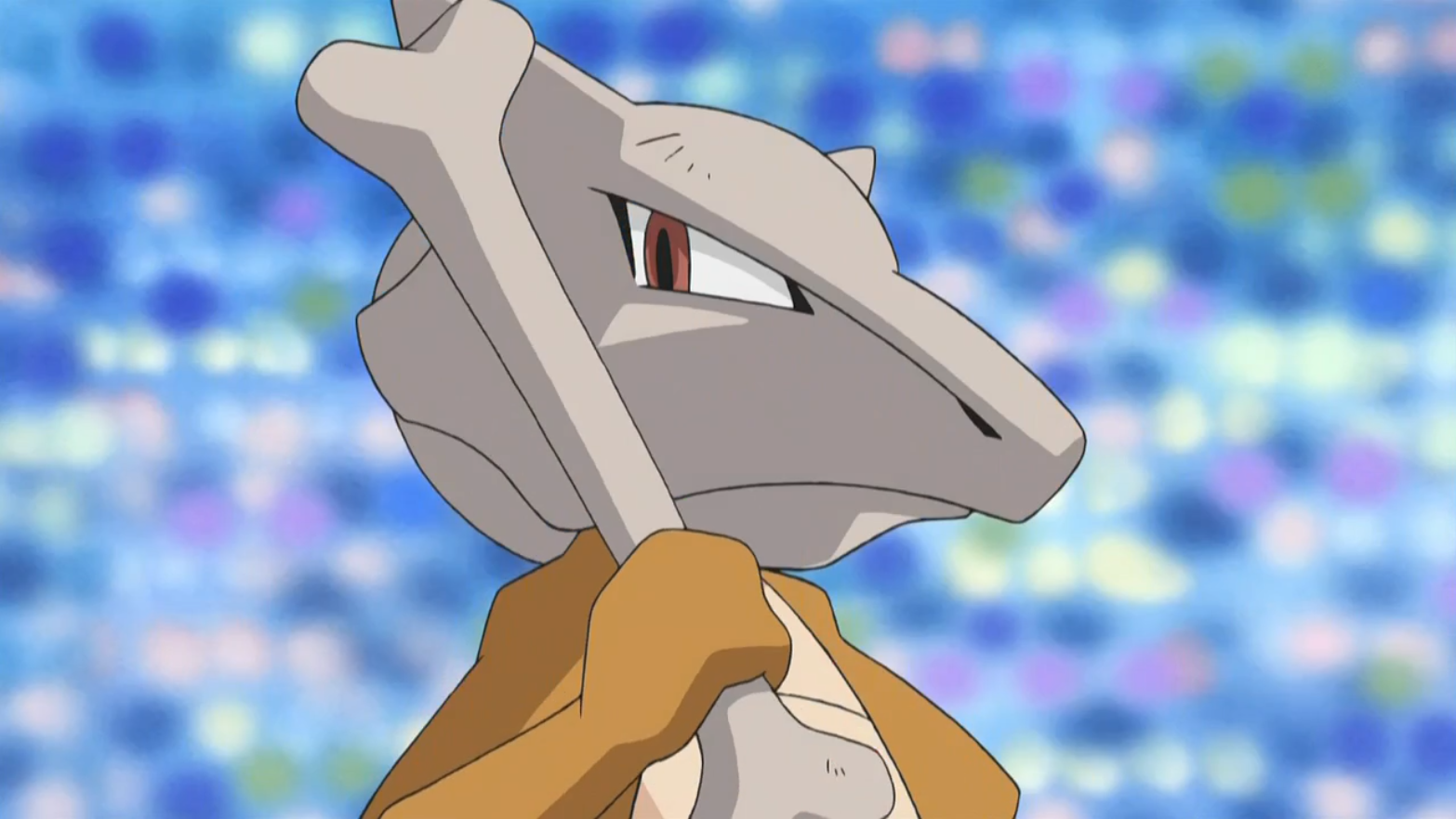Marowak was Halverson's partner in the Ping Pong Tournament.