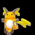 026Raichu Female Pokémon HOME