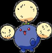 189Jumpluff OS anime