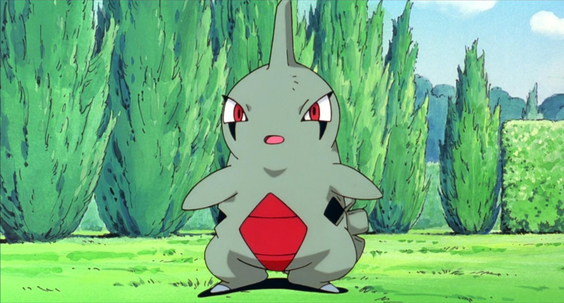 Larvitar (Pikachu's PikaBoo)