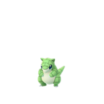 Sandshrew GO Shiny