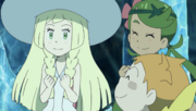 Lillie, Sophocles and Mallow