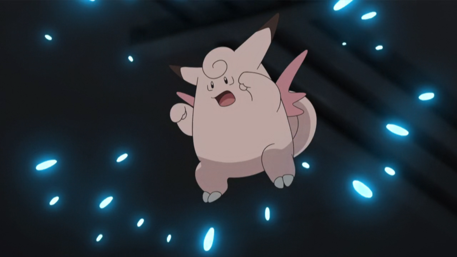 Lusamine's Clefable (anime)