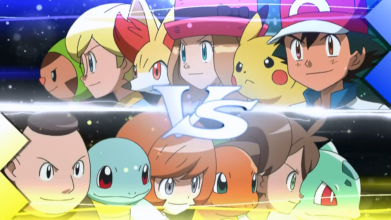 XY041: Battling Into the Hall of Fame!