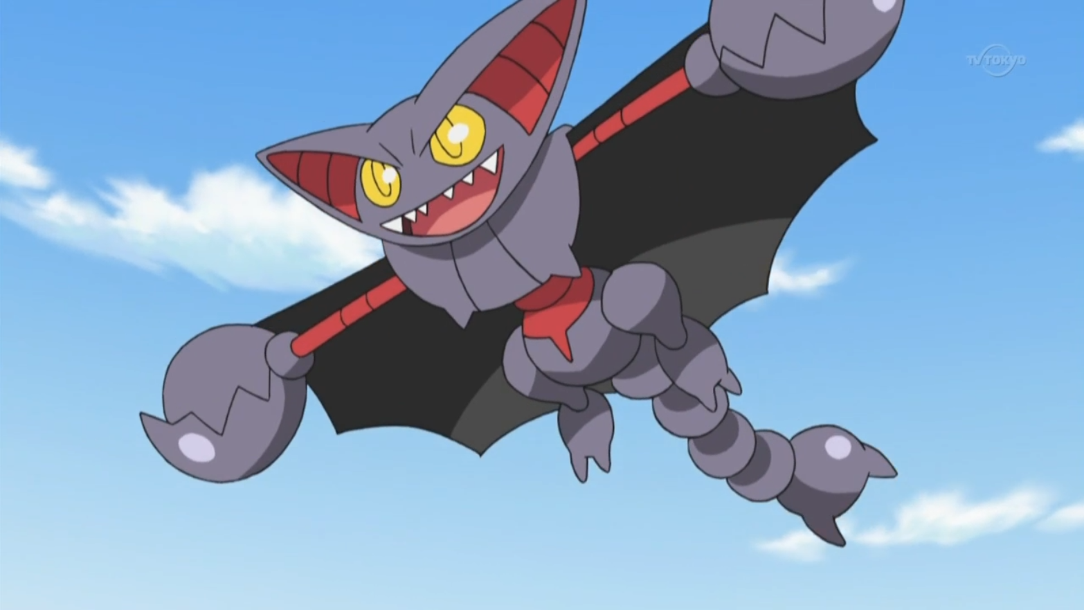 Gliscor was very determined to beat Scizor but could not , even though it learnt Giga Impact. It then resided there until Ash requested it return before his battle with Paul, in which it managed to learn Stone Edge and take down Drapion.