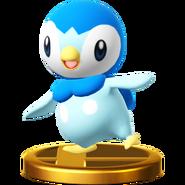 팽도리 피규어 Wii U
