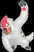 288Vigoroth Pokémon HOME