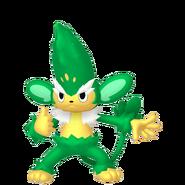 512Simisage Pokémon HOME