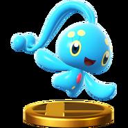 마나피 피규어 Wii U