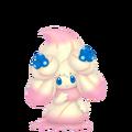 869Alcremie Ruby Swirl Berry Sweet Pokémon HOME