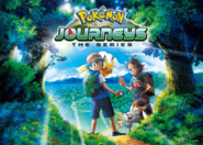 Pokémon Journeys KeyArt
