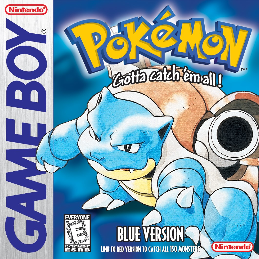 Pokémon Red and Blue Version