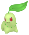 152Chikorita Pokémon HOME