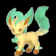 470Leafeon Pokémon HOME