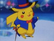 Suit Pikachu