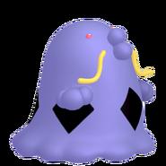 317Swalot Pokémon HOME