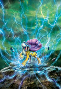 Raikou Sun and Moon Lost Thunder