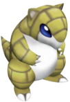 027Sandshrew Pokemon Colosseum