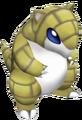 027Sandshrew Pokemon Colosseum