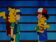 AshRitchie with their Pikachu