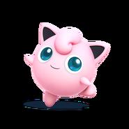 Jigglypuff (Super Smash Bros. for 3DS - Wii U Artwork)