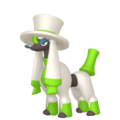 676Furfrou Dandy Trim Pokémon HOME