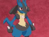 Ash's Lucario