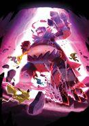 Max Raid Battle Artwork