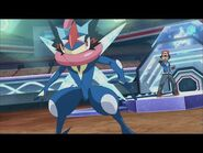 UK- The Power of Ash-Greninja! - Pokémon the Series- XYZ - Official Clip
