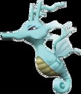 230Kingdra Pokemon Colosseum
