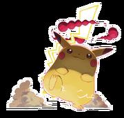 Gigantamax Pikachu 2