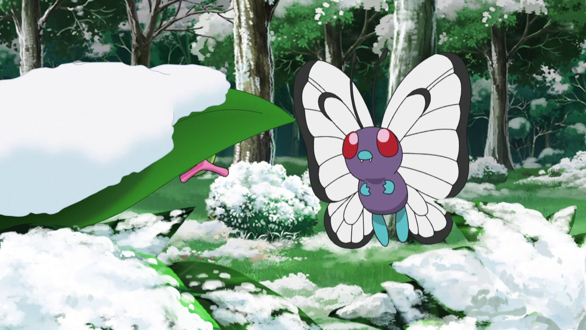 Goh's Butterfree