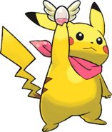 025Pikachu Pokemon Mystery Dungeon Red and Blue Rescue Teams 5