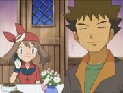 May and Brock