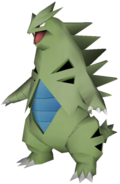 248Tyranitar Pokemon PokéPark