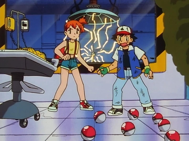 TB002: Pokémon Emergency!