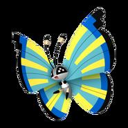 666Vivillon Savanna Pattern Pokémon HOME