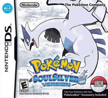 SoulSilver Version