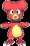 240Magby Pokémon PokéPark