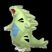 248Tyranitar Pokémon HOME