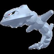208Steelix Pokémon HOME