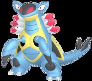 348Armaldo Pokémon HOME
